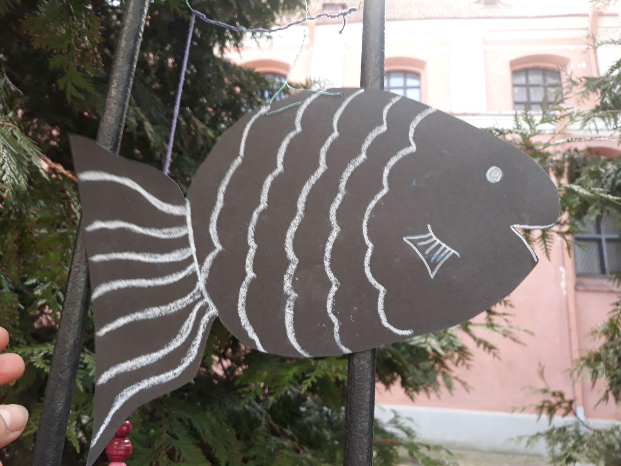 Внезапные рыбы. Вильнюс, 29 марта