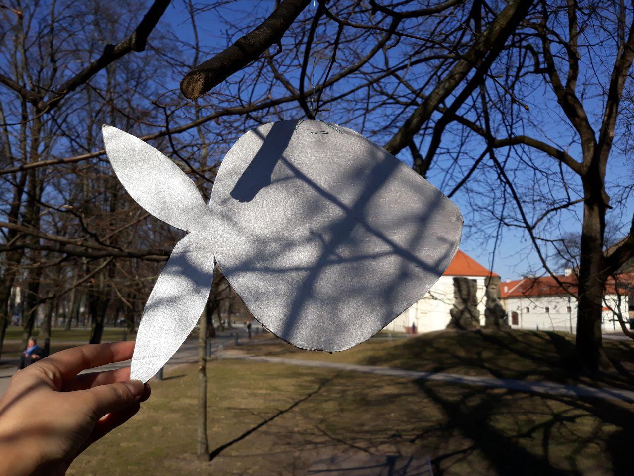 Внезапные рыбы! Вильнюс, 3 апреля и 4 апреля